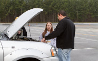 Image of Teen Driving Clinic