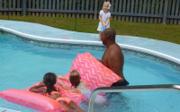 Image of Summer Picnic and Pool Party