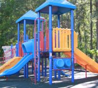 Shiloh Elementary School Playground Dedication 2014