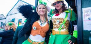 Celebrating St Patricks Day