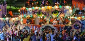 Krewe of Boo's Halloween Parade Rolls Again!