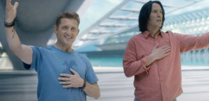 Film Review: Bill & Ted Face the Music