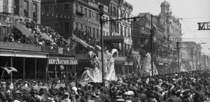 Krewes Through Time: 300 Years of Mardi Gras