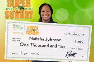 October 2019 Super Sunday Winner