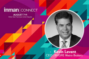 Kevin Levent Featured on Panel at Inman Connect