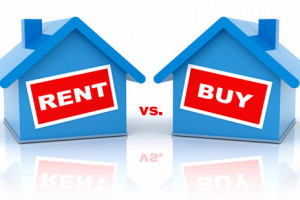 Deciding to Rent or Buy