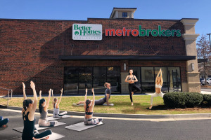 BHGRE Metro Brokers Introduces Home Buyers Meditation and Yoga