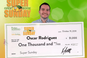 September 2019 Super Sunday Winner