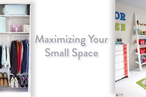 Maximizing Your Small Space