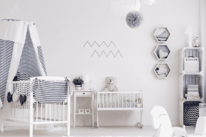 5 Must-Have's for Renovating a Nursery