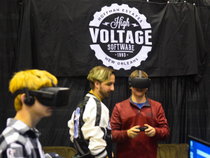 Local Tech Company High Voltage Creates Virtual Worlds