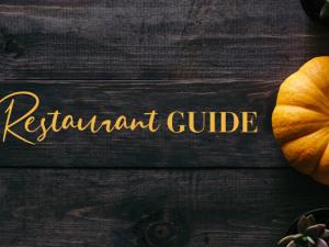 Fall Restaurant Guide 2020
