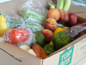 The Joy of Giving: Top Box Foods Delivers Much Needed Food to NOLA Communities