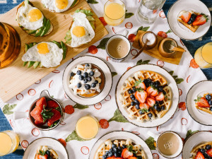 Six Spots for Brunch This Weekend