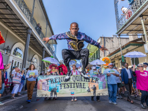 NOLA's Largest Free for All, French Quarter Fest, Returns in 2021
