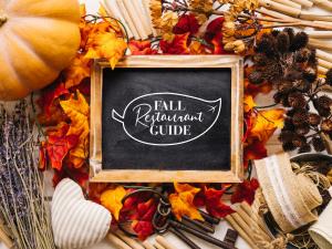 Fall Restaurant Guide 2019