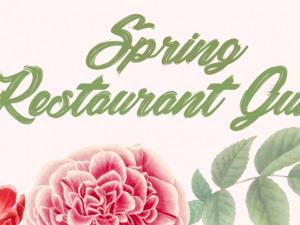 Spring 2021 Restaurant Guide