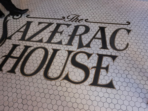 The Sazerac House Is Soon To Open
