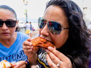 Fried Chicken Fest: A Greasy Feast, Fit for a King