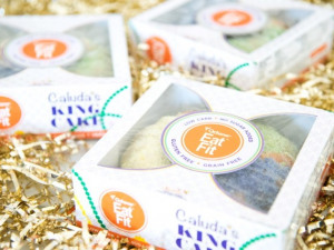 Healthful Eat-Fit King Cakes Hit Stores This January