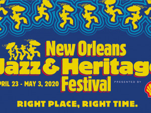 Jazz Fest Announces the Lineup for 2020