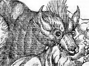 The Rougarou is  Gonna Get You: Cajun Folklore