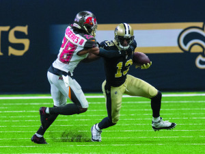 Rising Star: Michael Thomas is the Saints? Present and Future
