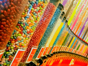 Real-Life Willy Wonka: Win a Candy Factory!