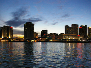 Louisiana Business Climate Ranked at 41
