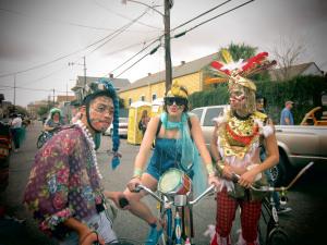 A NOLA Baby's Mardi Gras