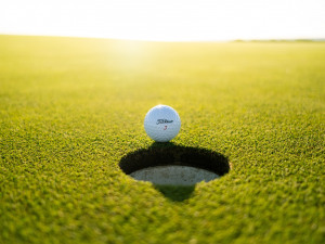 Father's Day: Making a Hole in One, in More Ways Than One