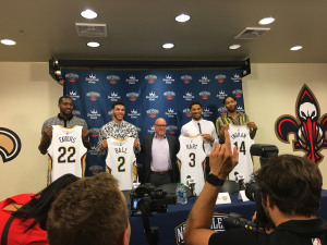 Pelicans? New Philosophy, Leadership Establishes Foundation for Present and Future Success