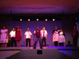 Porgy and Bess Lights Up Audubon Park
