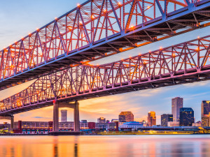 Cross Purposes: How to Get Across the Mississippi River
