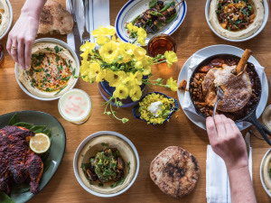 Five Spots to Enjoy Hummus for International Hummus Day