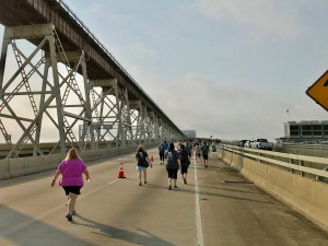 Crossing Over: The Great Huey P. Long Bridge Run 2019 is a Success