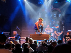 Andy Frasco Wreaks Havoc At House of Blues