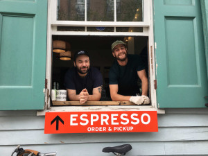 Two Furloughed Baristas Launch Pond Coffee in the Marigny