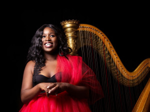 Don?t Stop the Music: Local Harpist Cassie Watson Francillon on Music During the Pandemic