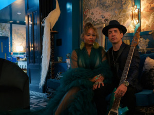 Libations and Lovebirds: Hotel Fontenot's Peacock Room Launches Live Music Series