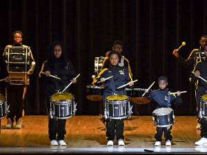 Scholarship Offered to 5 Year Old Louisiana Drummer