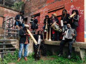 Lakou Mizik Talks Their New Album, HaitiaNola