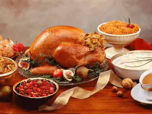 Five Places to Eat Out for Thanksgiving