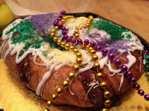 A Slice of New Orleans: King Cake by the Slice Around the City