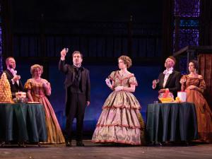 <em>A Christmas Carol</em> at Le Petit Theatre is Making Spirits Bright