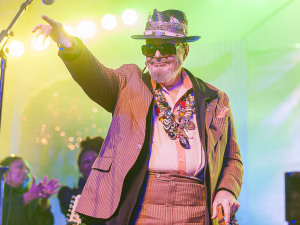 Final Goodbyes to New Orleans Musician, Dr. John