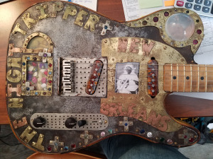 The Night Tripper Guitar Comes Home