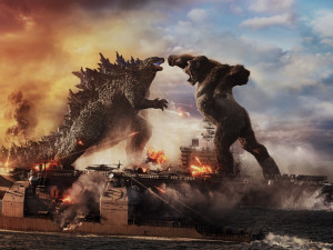Film Review: <em> Godzilla vs. Kong </em>