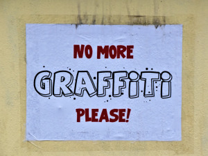 Volunteer Event Available to Clean Up Graffiti in the French Quarter
