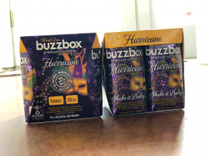 Hurricane Cocktails Are Now Available in Juice-Box Form, Thanks to BuzzBox